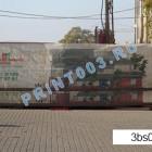 Баннерная сетка для витрин и фасадов